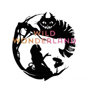 Wild Wonderland Stitch Logo