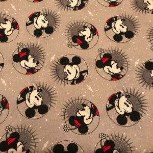 WildWonderlandStitch Fabric